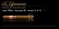 H.UPMANN / NOELLAS [Glass Jar]