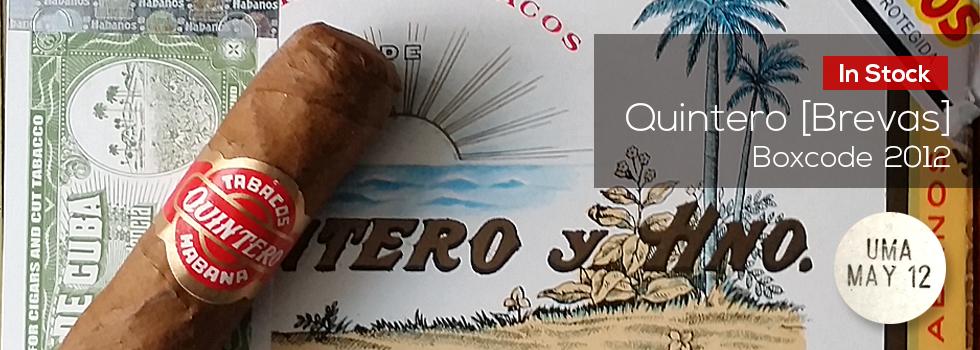 Quintero Brevas [Aged 2012]